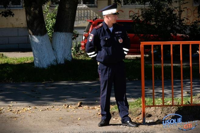 Цена перехода - 500 рублей: Усольские полицейские штрафуют пешеходов