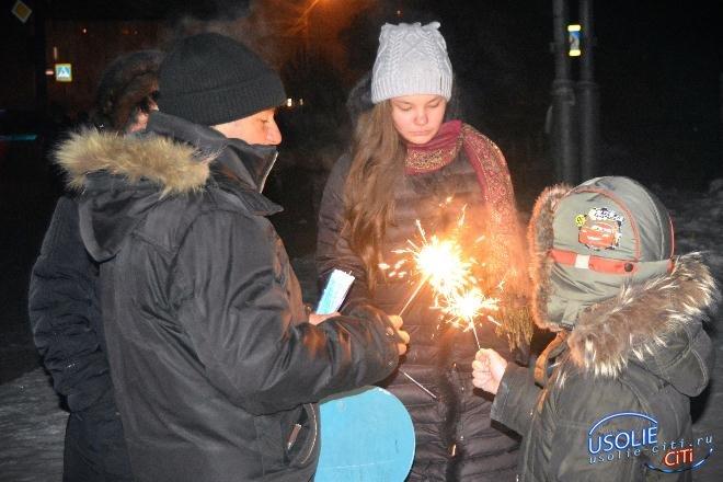Усолье готовится к Новому году