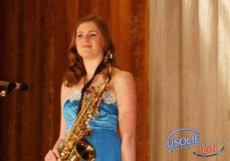 Усольчанка с саксофоном. Знакомьтесь - Наталья Майор