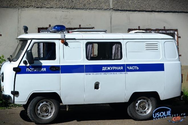 Усольские полицейские нашли пропавшую несовершеннолетнюю