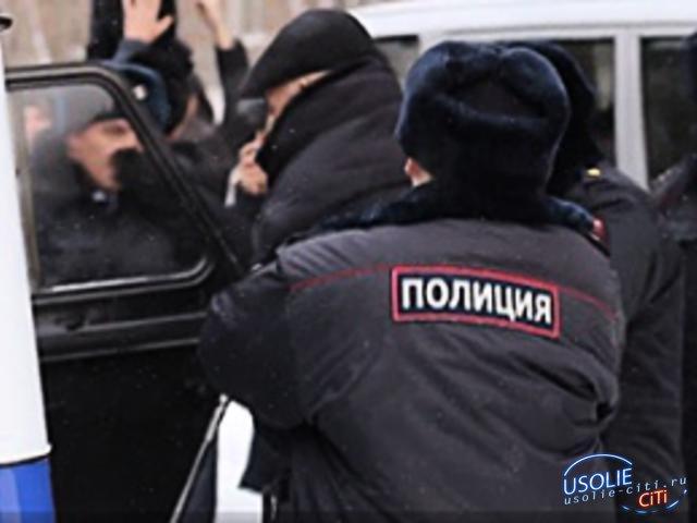 В Усольском районе задержаны местные жители, которые похищали людей и издевались над ними
