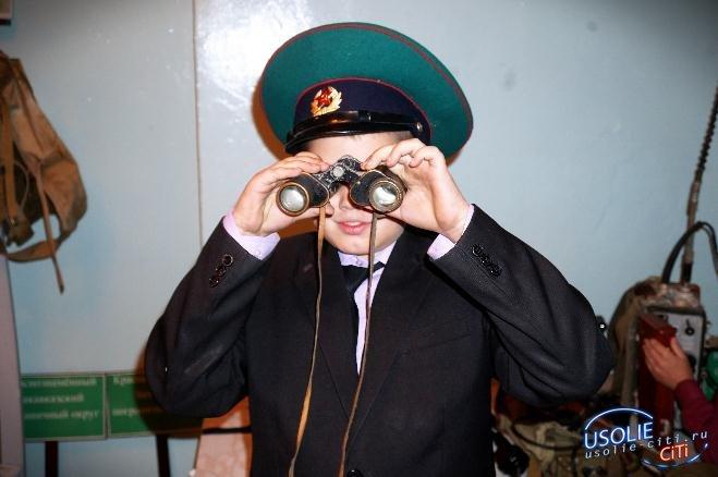 Ученики школы посетили Усольский индустриальный техникум