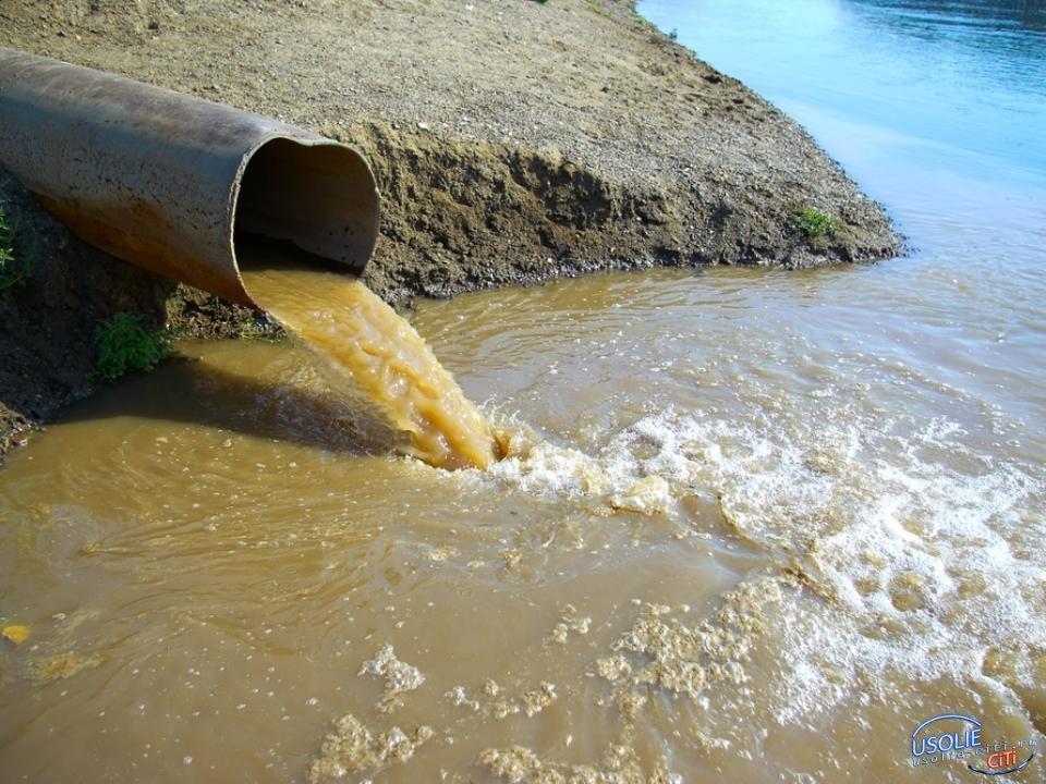 Следком: В Усолье нефтепродукты сливают в Ангару и загрязняют почву ртутью
