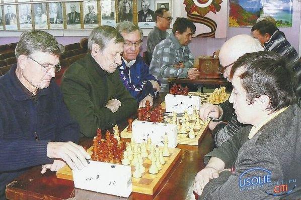Шахматы в Усолье набирают популярность