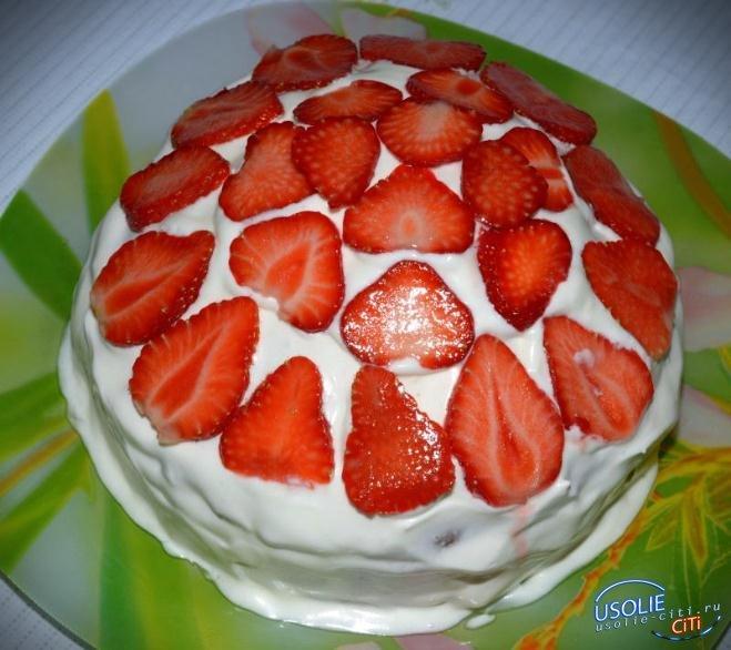 Рецепт выходного дня от Юлии Шевельковой-Тортик со сметаной