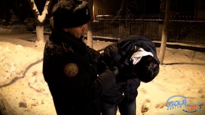 Жителя Усольского района задержали братские оперативники