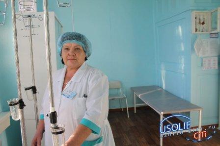 Усольский онкологический диспансер преображается