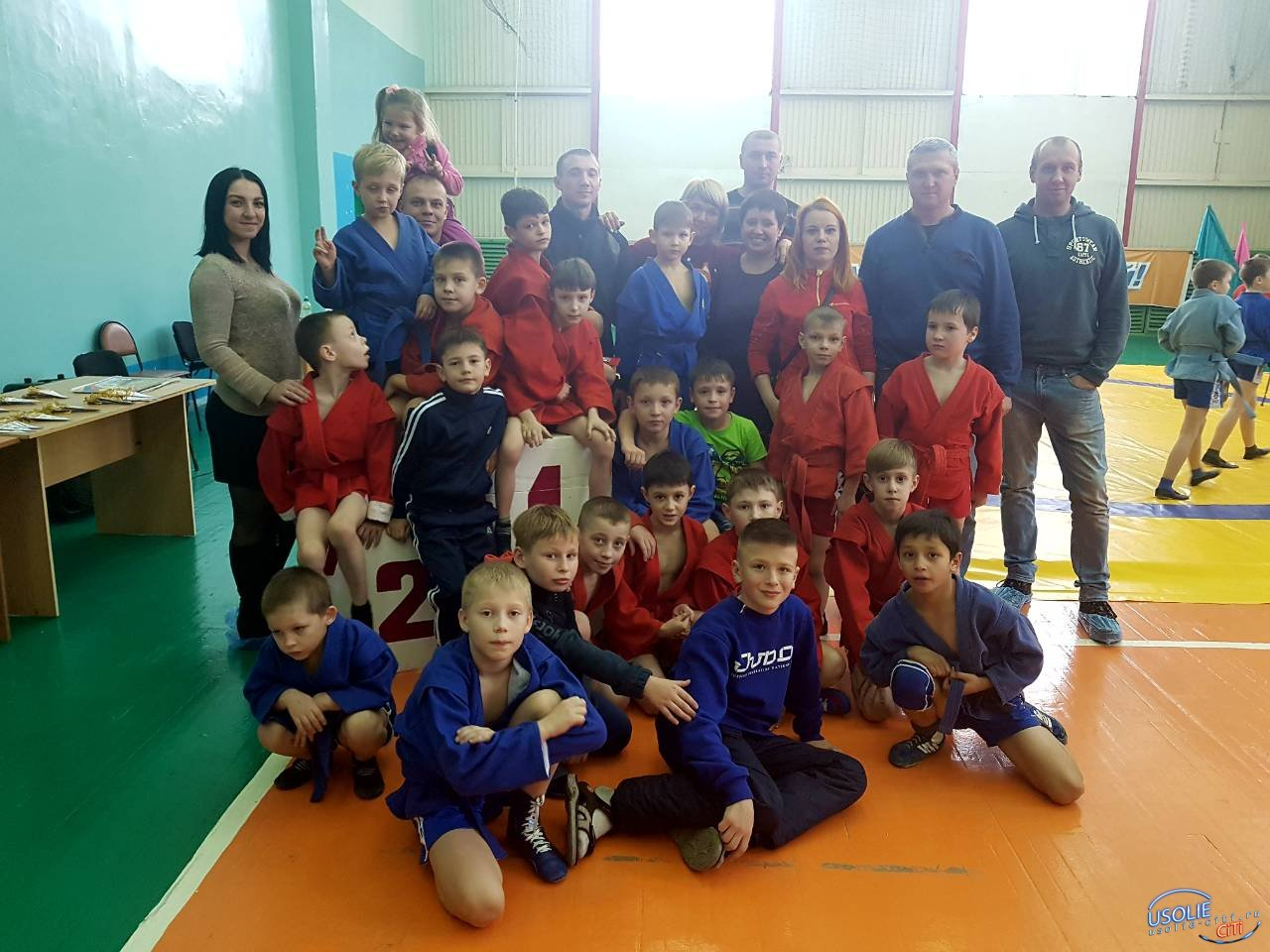 13 медалей завоевали  усольские дзюдоисты