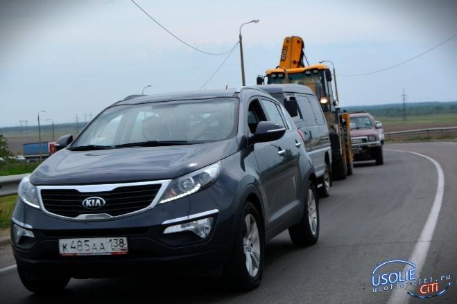 Проект объездной дороги вокруг Усолья получил положительное заключение главэкспертизы