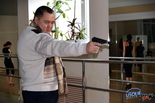 Сергей Угляница готов к бою -