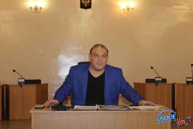 Мэр Усолья вошел в региональный политсовет «Единой России»