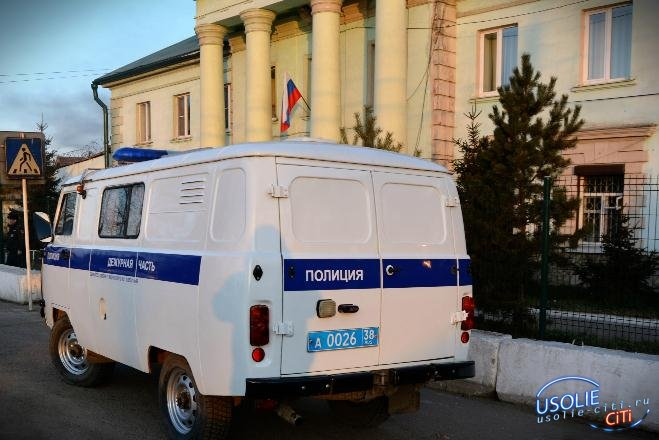 В Усолье сотрудники полиции устанавливали детали кражи, которой не было