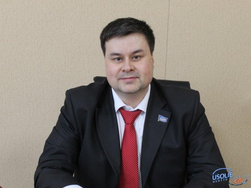 Вадим Кучаров: Пусть новый, 2018 год будет щедрым на радостные события