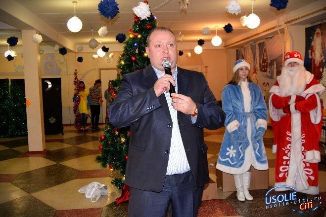 Огромное спасибо Николаю Нагих за праздник для детей - инвалидов