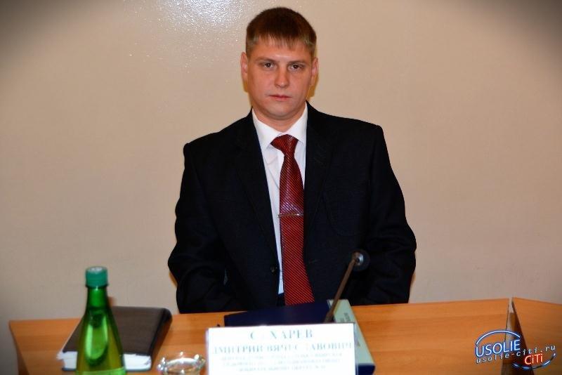 Дмитрий Сухарев: От всей души желаю каждому дому счастья, благополучия, мира и согласия в новом году