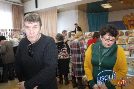 """Ярмарка - выставка """"Покупай Усольское"""""""