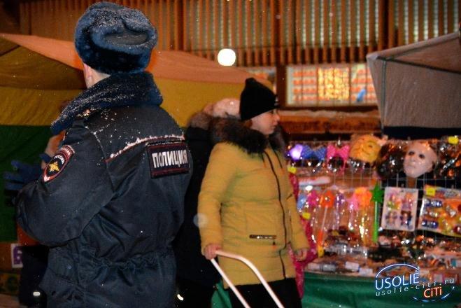 Усольские полицейские в праздники ловят наркоманов