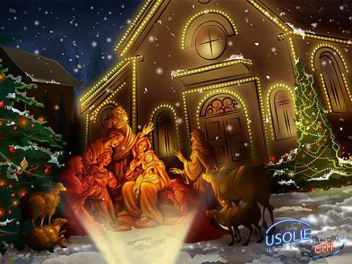 Ночь перед Рождеством. Как усольчане отмечают Сочельник
