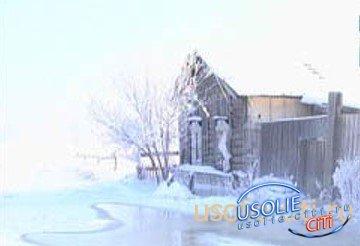 В Усолье речка Шелестиха снова вышла из берегов и затопила дома и огороды