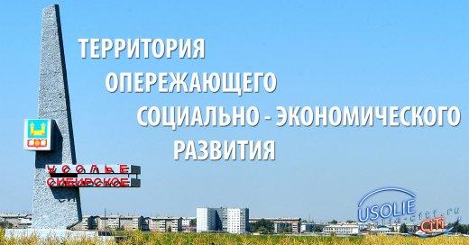 В Усолье официально объявлен третий резидент, который предоставит 22 рабочих места