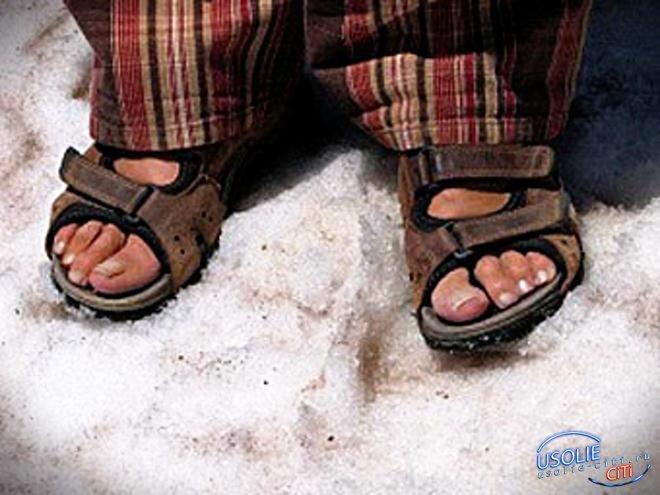 Житель Усольского района из-за любимой девушки обморозил ноги