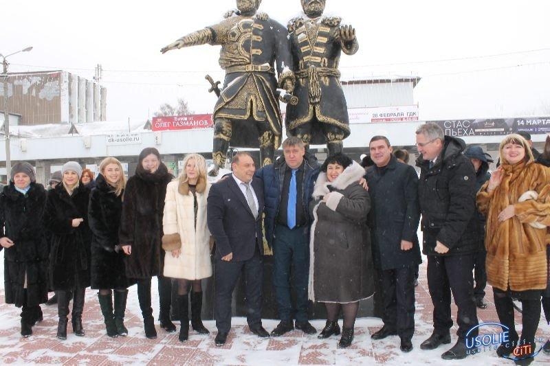 Вадим Семенов: Приезжаю в Усолье, как к себе домой.  Мэры двух городов подписали план сотрудничества
