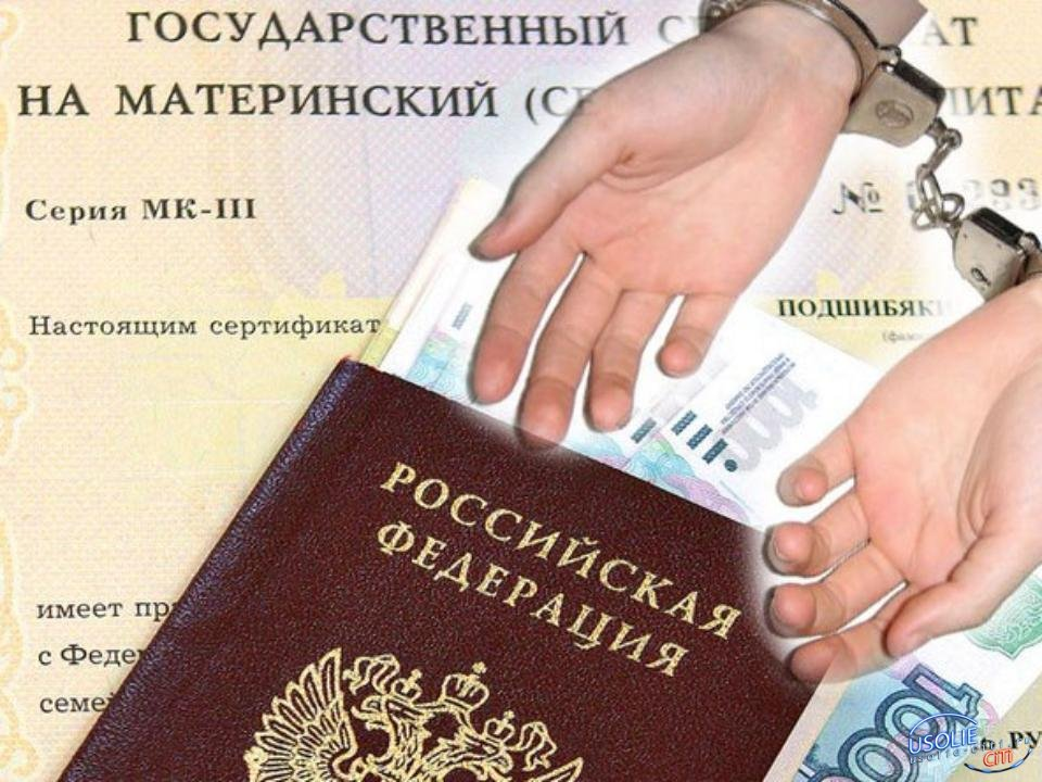 В Усолье предприниматель совершил 42 мошенничества с маткапиталом на 18,5 млн рублей