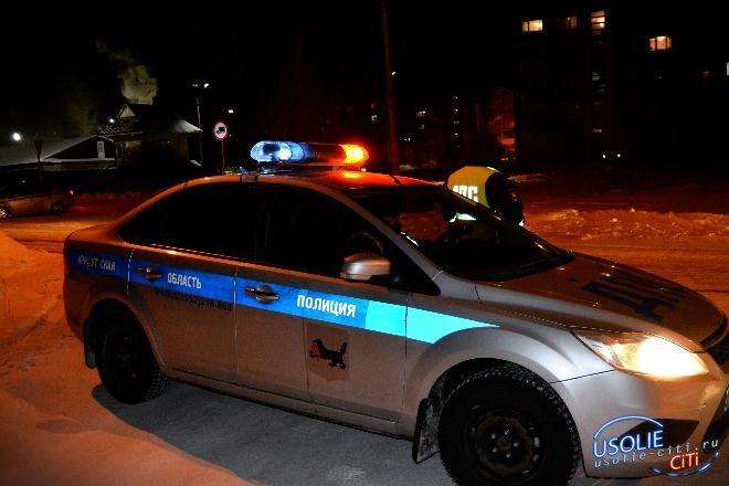 Усольская полиция обеспечивает охрану общественного порядка в период празднования Крещение Господне