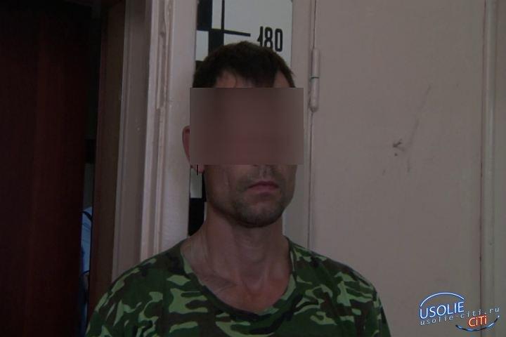 Усольчанка сама нашла вора, похитившего у нее имущества на 50 тысяч рублей