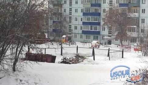 В Усолье по проспекту Космонавтов появятся новые контейнерные площадки