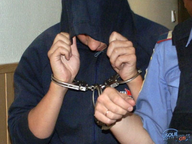 В Усолье задержаны участники преступной группы, подозреваемые в сбыте героина путем закладки
