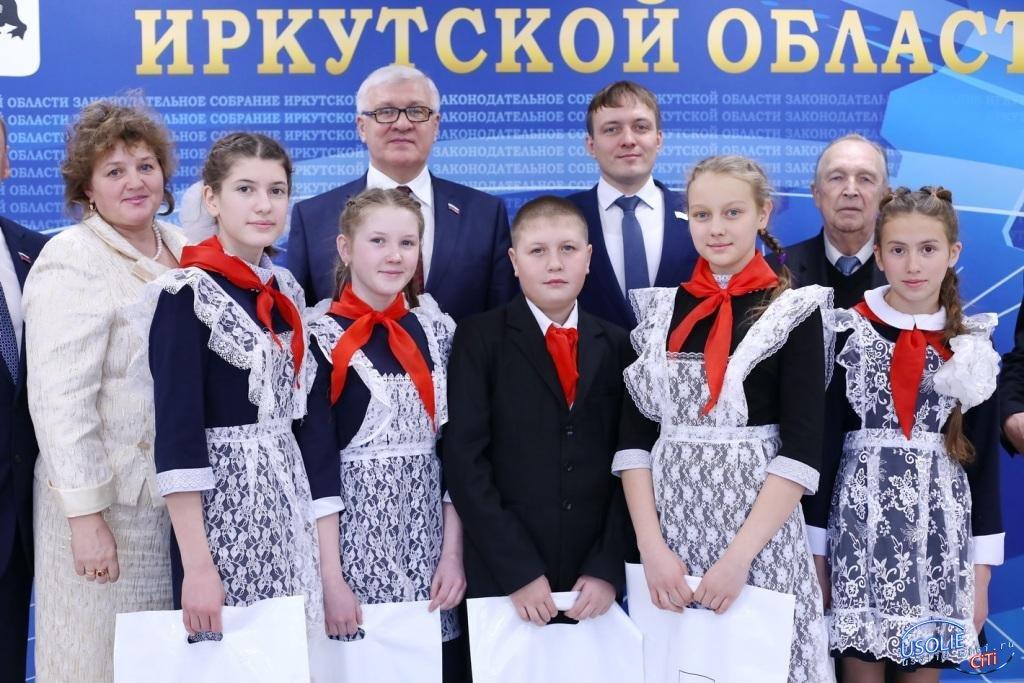 Среди сельских школ области - Большееланская признана лучшей и завоевала гранд на большую сумму
