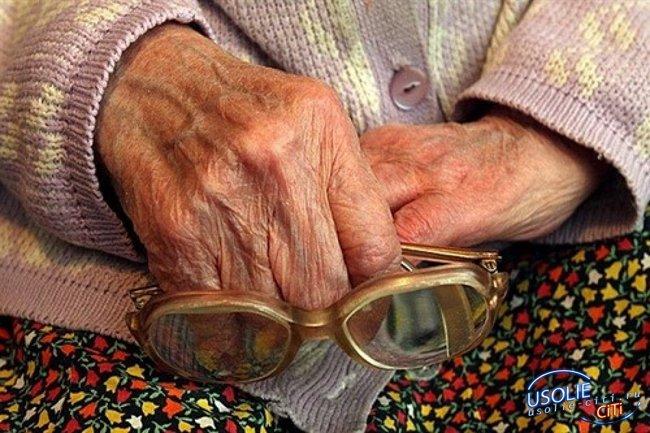 Усольская пенсионерка украла деньги у пенсионерки
