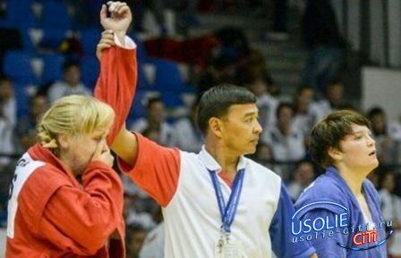 Усольская чемпионка верна себе