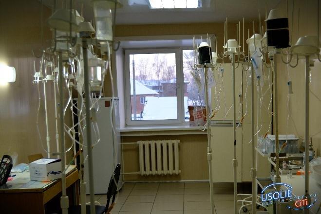 В Усолье пьяный мужчина наглотался таблеток и попал в больницу