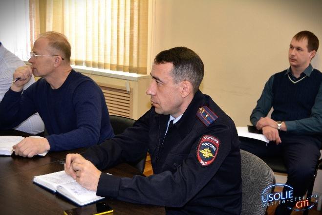 В Усолье коммунальщики заключили устное соглашение с полицией
