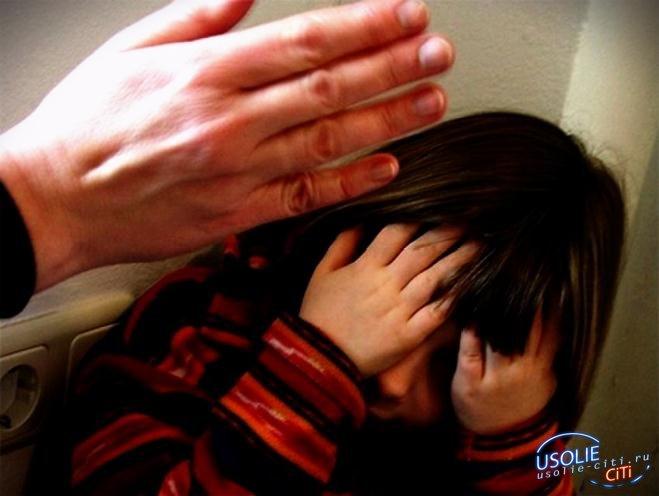 В Усолье избивавшего дочерей отца наказали штрафом в 15 тысяч рублей