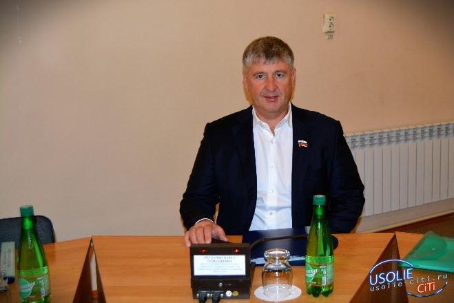 Скандальная история усольского депутата Павла Неудачина дошла до финала