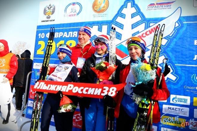 Усольчанин Юрий Сурков стал третьим на