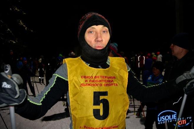 Лев Луканин, директор ТЭЦ-11 стал первым в областных соревнованиях по лыжным гонкам