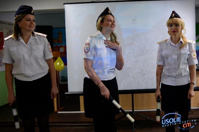 Товарищи офицеры: В усольской полиции поздравили лучших из лучших
