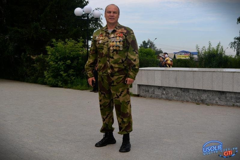 Сергей Гарбарчук: Особо хочу поздравить тех, кто был в окопах