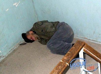 Житель Усолья расправился с бездомным, как в компьютерной игре