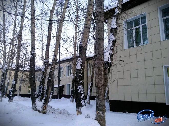 В Усолье после ремонта открылась туберкулезная больница