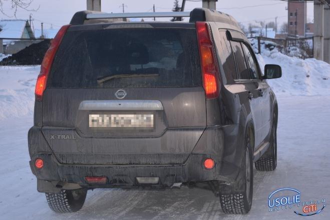 Усольскую арестплощадку пополнили 15 автомобилей