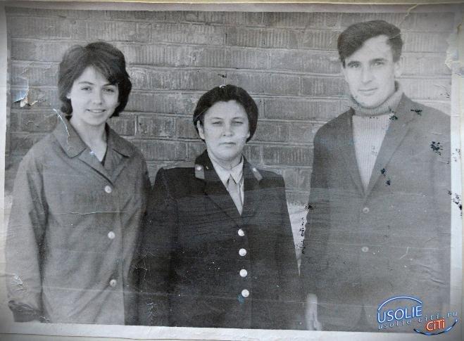 Усольский ветеран МВД Нина Коробейникова отмечает юбилей