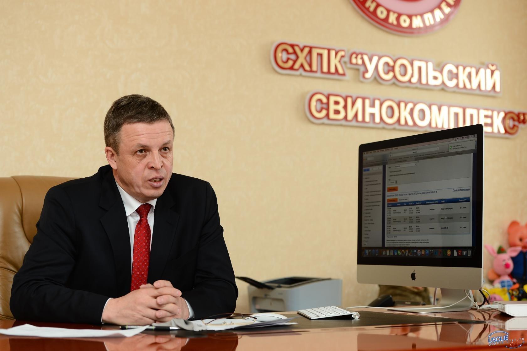 Павел Сумароков: С праздником, дорогие женщины! ВИДЕОПОЗДРАВЛЕНИЕ