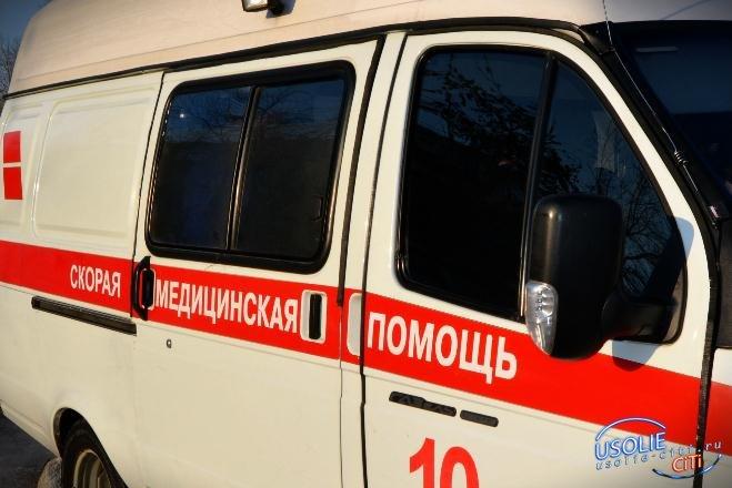 Усольская пенсионерка попала под трамвай №3