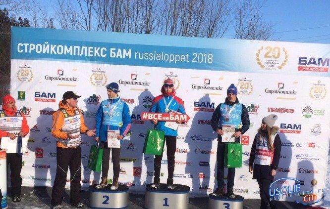 По следам отца. Усольский лыжник Кирилл Сурков покорил БАМ