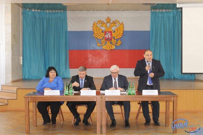 Алексей Красноштанов: Дмитрий Медведев помнит, что был в Усолье